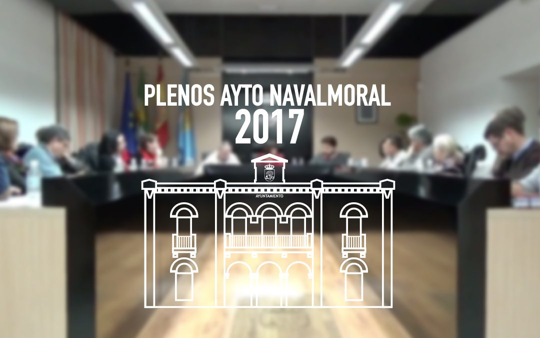 Plenos 2017