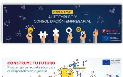 """LA CÁMARA DE COMERCIO ORGANIZA EL CURSO """"SOCIAL MEDIA, MARKETING DIGITAL Y EMPRENDIMIENTO""""."""