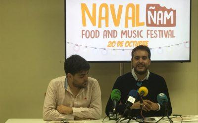 Conciertos, una decena de stands y foodtrucks en la I edición de 'NavalÑAM'