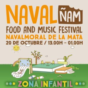 Navalñam, food and music festival @ Explanada Edificio Multiusos