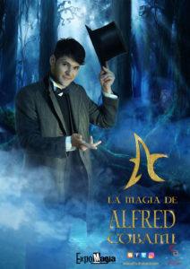 La magia de Alfred Cobami @ Teatro del Mercado