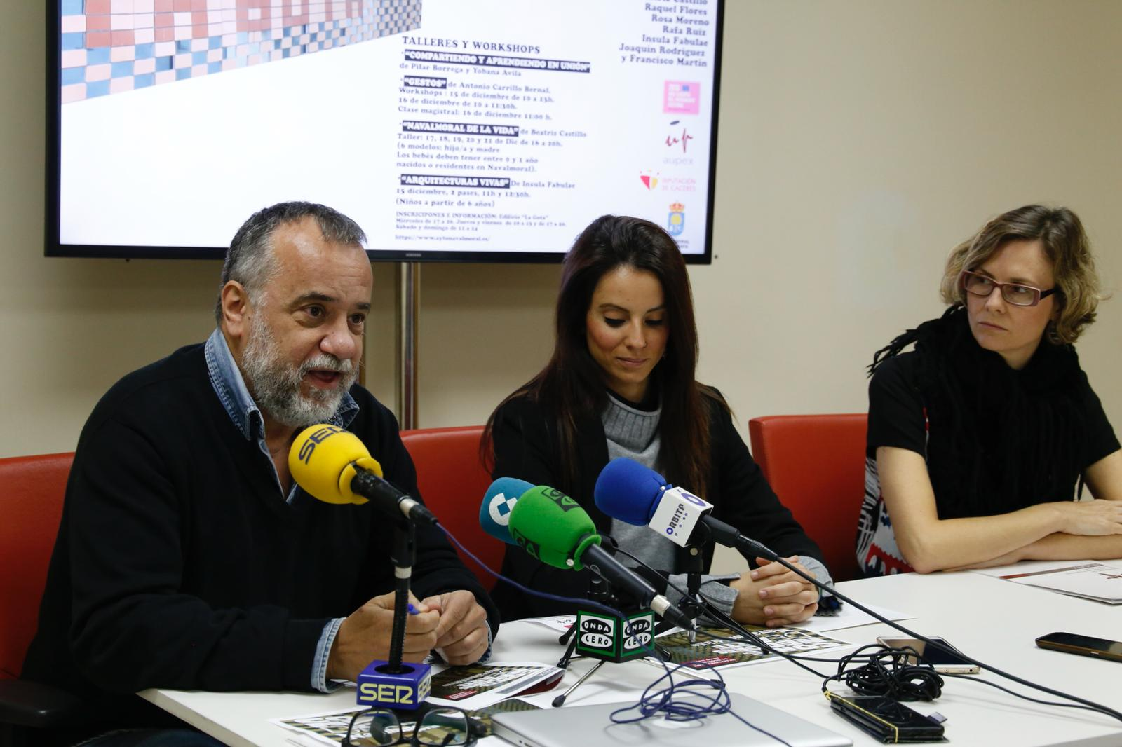"""La Concejalía de Cultura pone en marcha el proyecto de AUPEX """"Contenedores de Arte"""""""