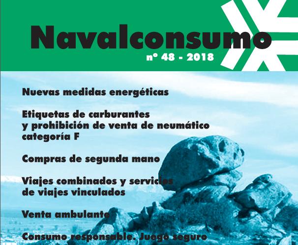 Nueva Edición Revista Navalconsumo