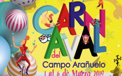 Programa del Carnavalmoral 2019.
