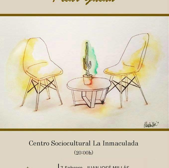 Diálogos con Pilar Galán_ J. Manuel Díez, Duende Josele