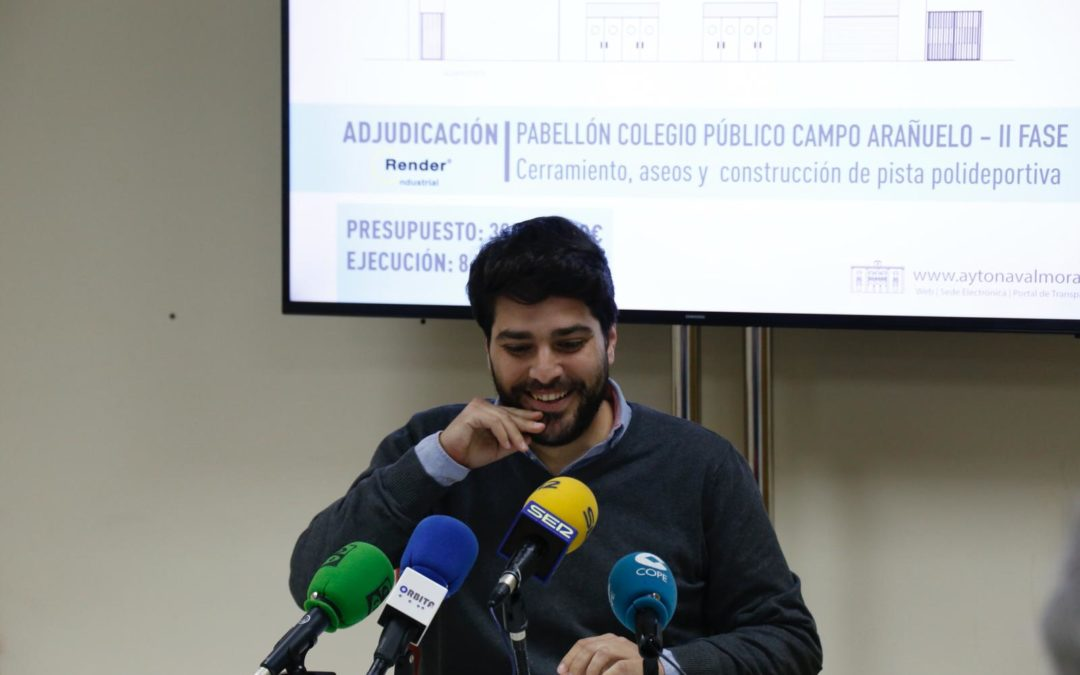 Iñaki Rodríguez anuncia una bonificación del 50% del IBI a empresas de nueva creación que generen 10 o más empleos.