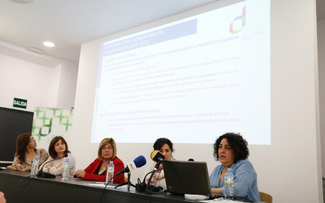 I Plan Municipal de Igualdad.