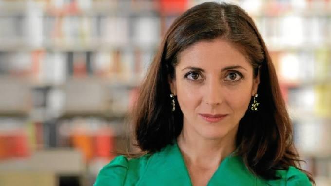 La maravillosa Espido Freire, próxima invitada en los Diálogos con Pilar Galán