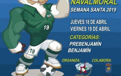 VII Torneo de Fútbol Sala Ciudad de Navalmoral Semana Santa 2019.