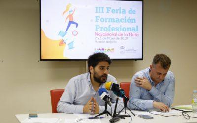 III FERIA DE FORMACIÓN PROFESIONAL  2 Y 3 DE MAYO