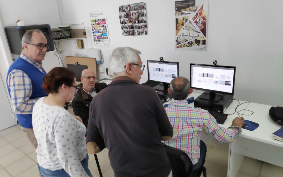 "El NCC de Navalmoral de la Mata crea la App ""Descubre Navalmoral"""