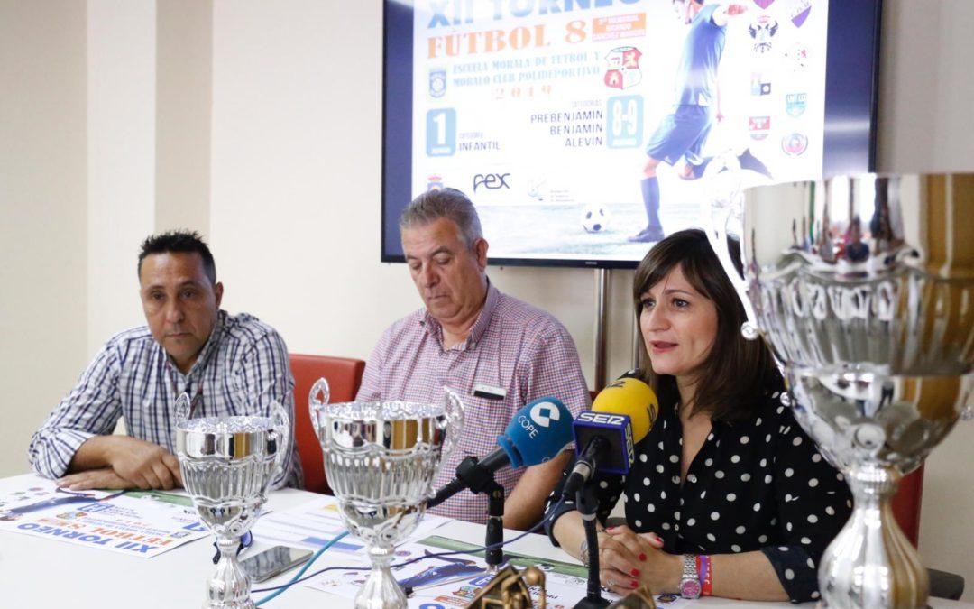 El XII torneo de fútbol 8 y tercer memorial Ricardo Sánchez contará con equipos como el Rayo Vallecano o el C.D Leganés.