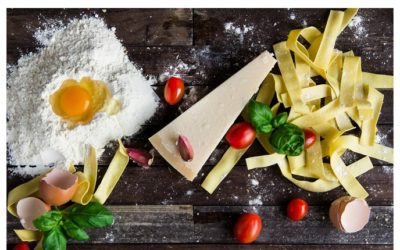 Taller Gastrocultural de pasta artesanal.