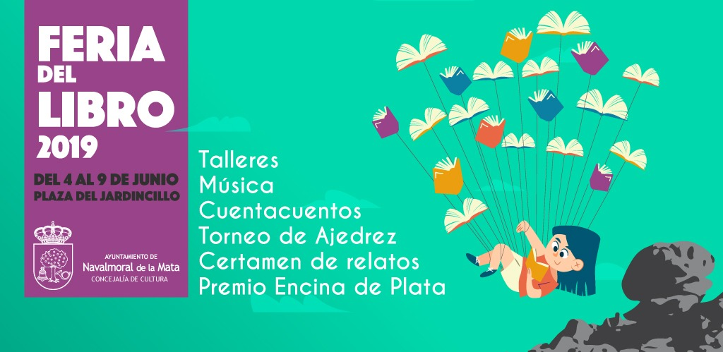 Disponible programación íntegra de la Feria del Libro 2019