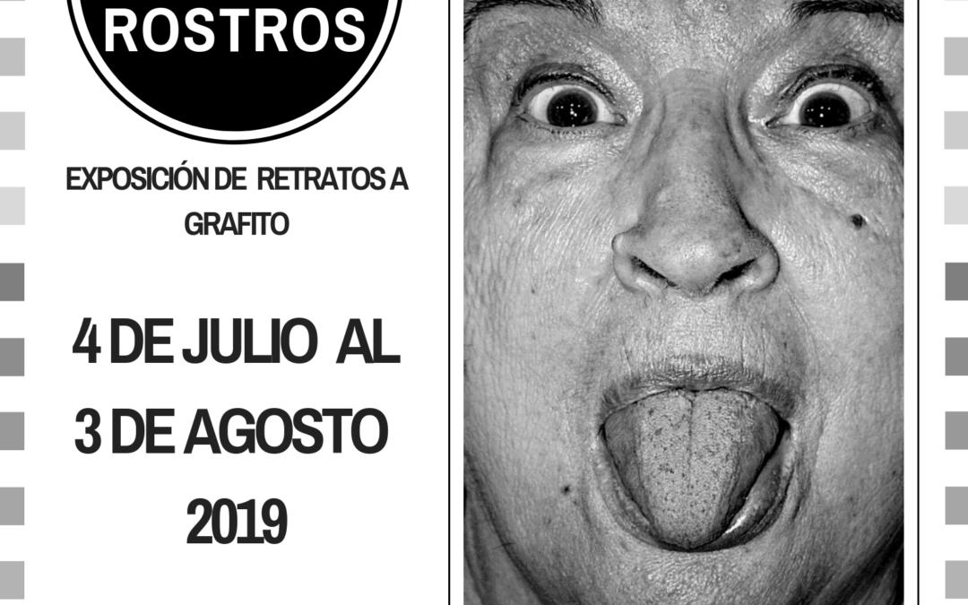 "La Gota albergará la exposición de Lidia Liberart ""Paisajes de Rostros"""