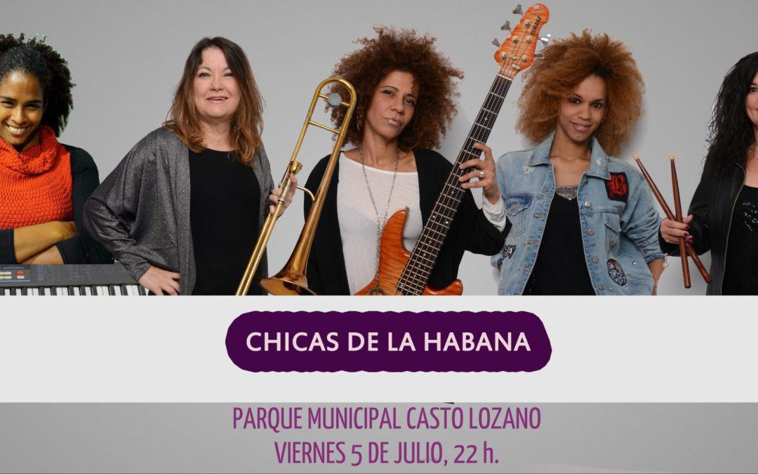 Las Chicas de la Habana en concierto
