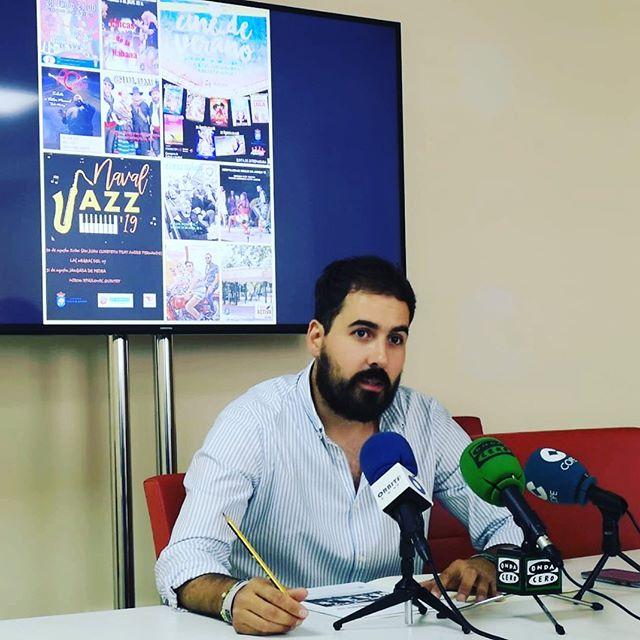 """Pedro Fernández anuncia el proyecto de """"Policía de Proximidad"""" o policía de barrio."""