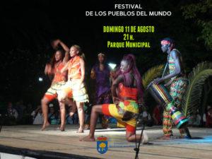 FESTIVAL DE LOS PUEBLOS DEL MUNDO @ PARQUE MUNICIPAL CASTO LOZANO