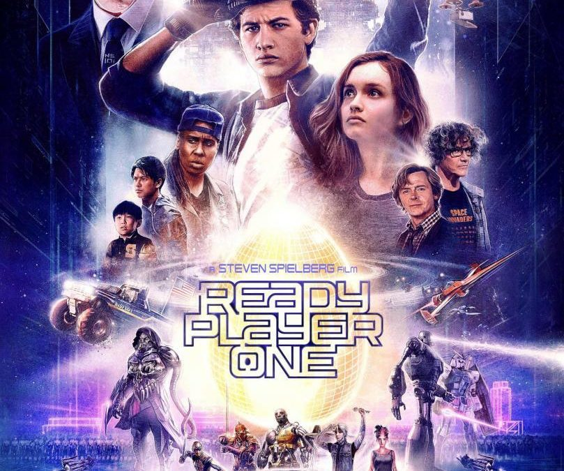 CINE DE VERANO. READY PLAYER ONE