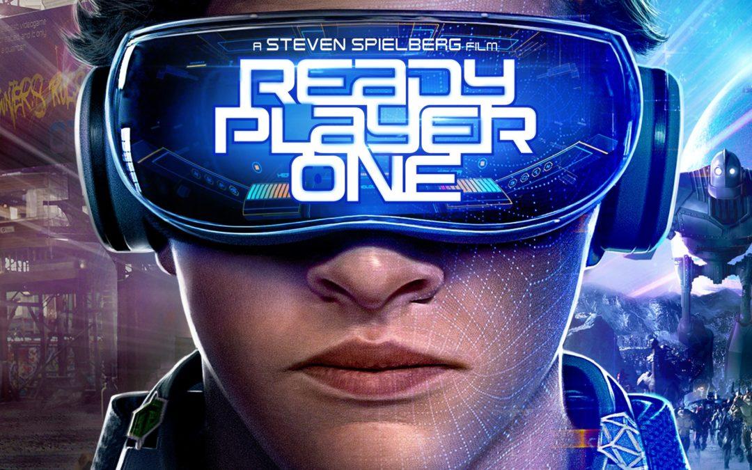 Ready Player One, la película de esta noche en el Parque Municipal.