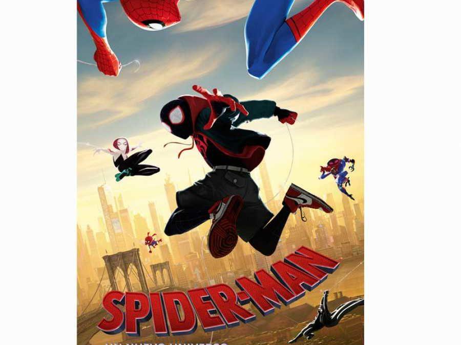 Spider-Man, un nuevo universo.