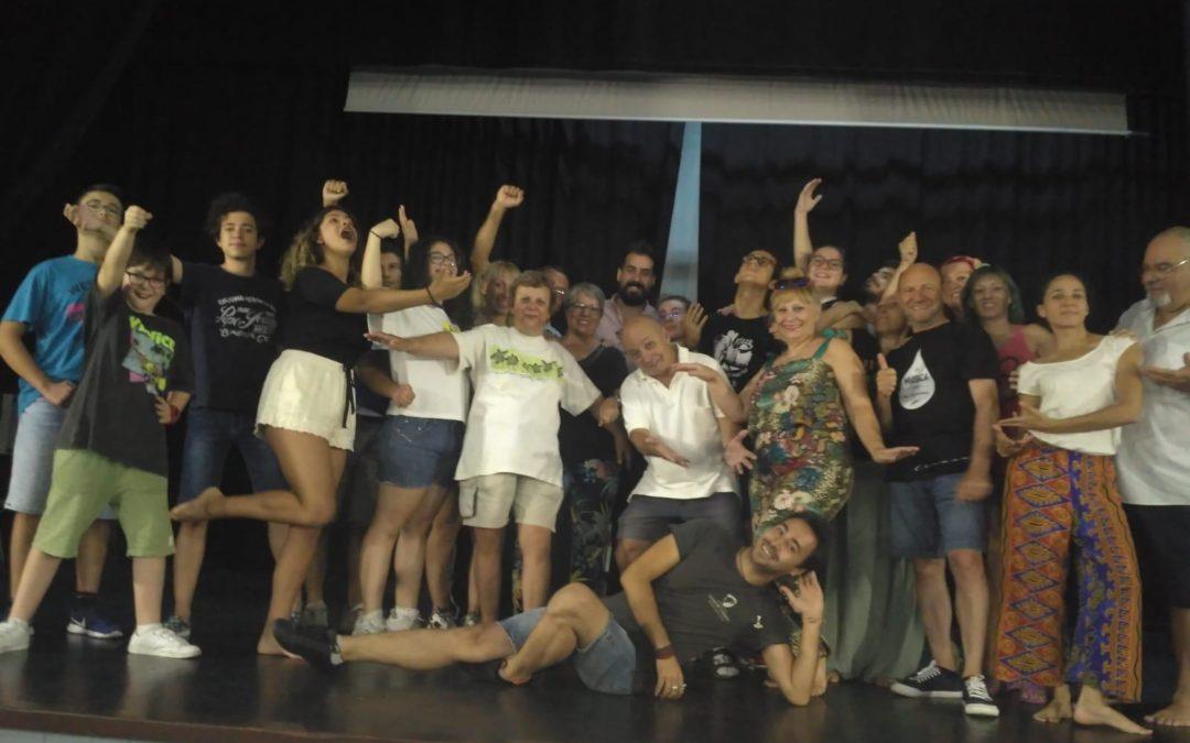 El Festival de Teatro Clásico de Mérida forma en Navalmoral a 26 personas en el arte del Teatro Grecolatino.