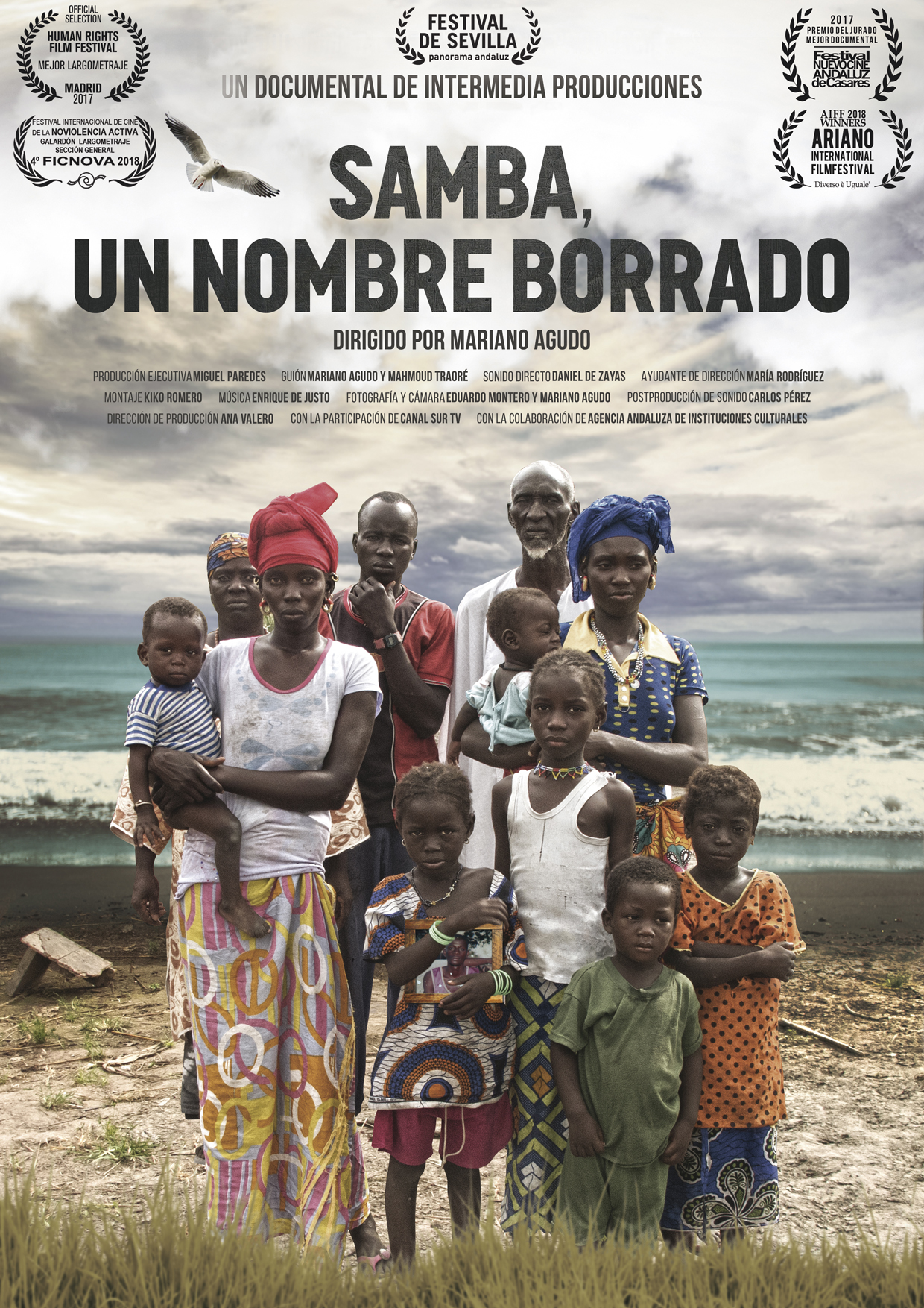 Cambio de documental y lugar de proyección. Se emitirá Samba y en el Teatro del Mercado