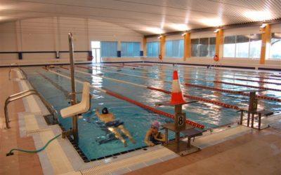 La piscina climatizada reabre sus puertas.