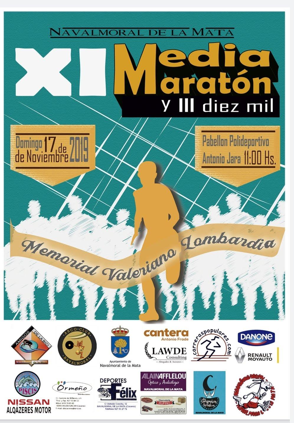 Media Maratón.