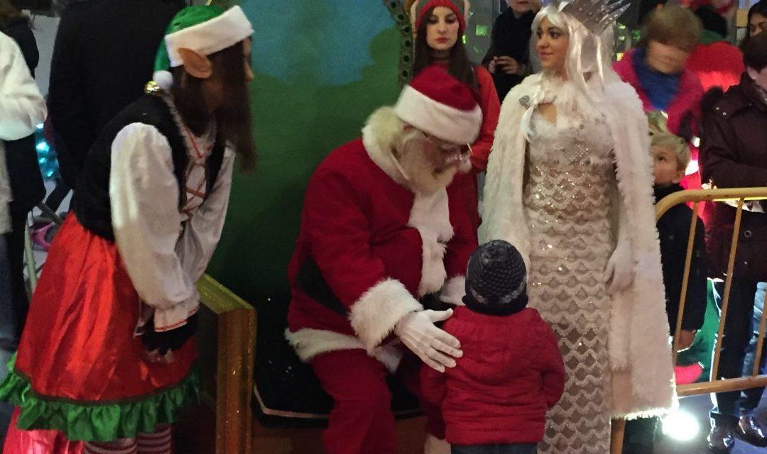 Carta de Papá Noel a los niños y niñas de Navalmoral