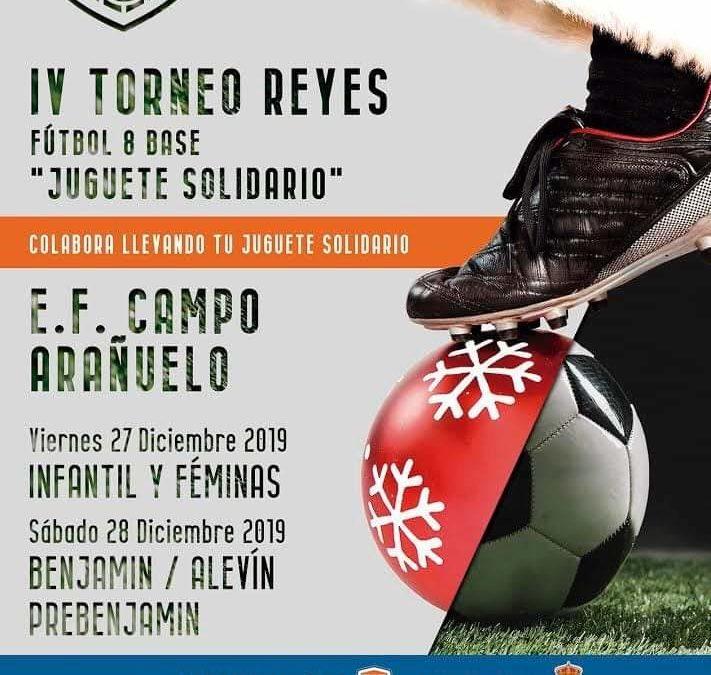 IV Torneo solidario de fútbol 8