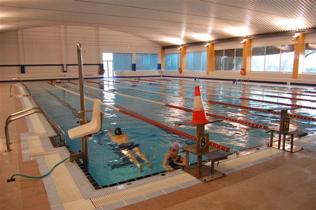 La piscina climatizada cerrará sus puertas el próximo 3 de junio.