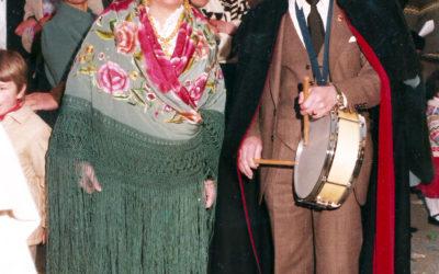 Doña Manolita, pregonera del Carnavalmoral 2020