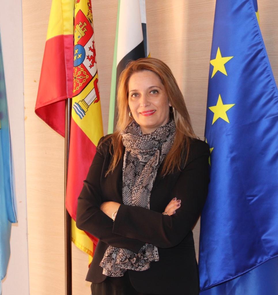 Nuria Elena Camacho Durán