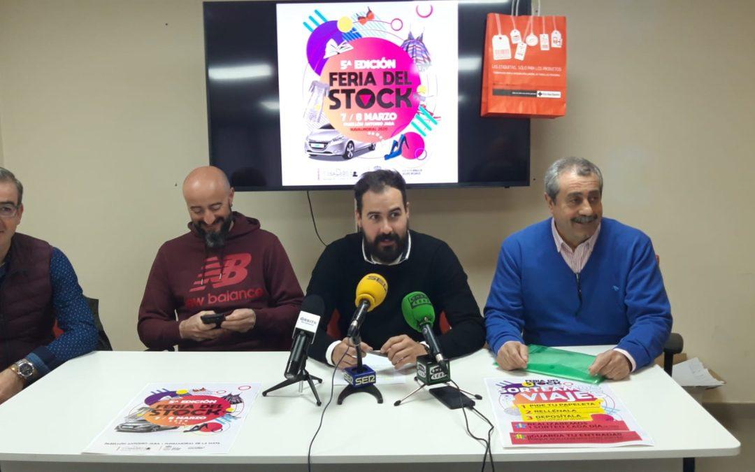 V Feria del Stock. Días 7 y 8 de Marzo en el Antonio Jara.