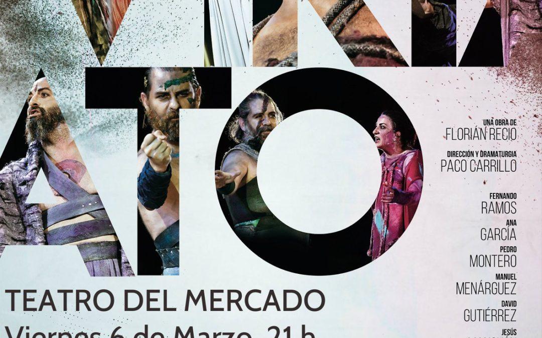 Aún quedan entradas para asistir a la representación de Viriato.