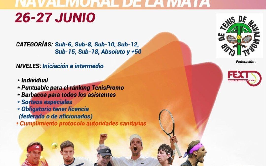 Trofeo Diputación y 24 horas de tenis y pádel