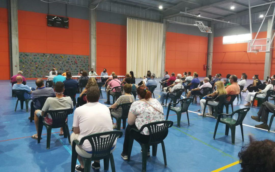 Remitidas las alegaciones contempladas en las 235 solicitudes ciudadanas registradas en el Ayuntamiento contra las expropiaciones planteadas por ADIF