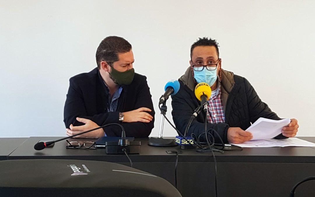 Alfredo Vizcaíno anuncia actuaciones por importe de 245.000 para sustituir las tuberías de fibrocemento de Navalmoral.
