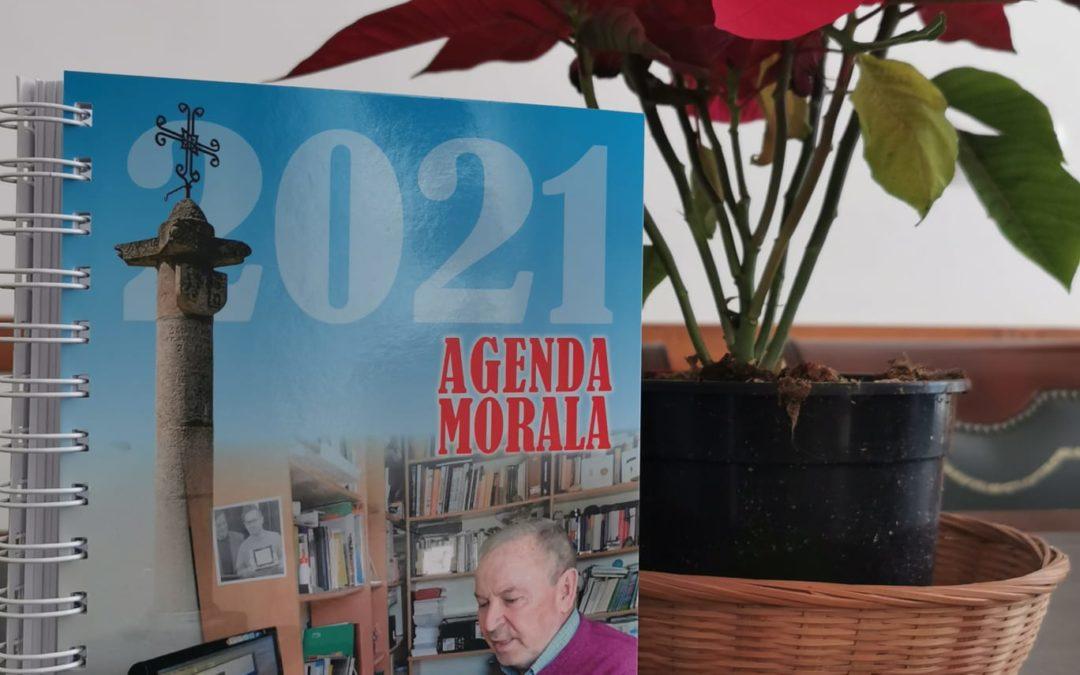 El periodista Miguel Ángel Marcos con la colaboración de la Concejalía de Cultura, reedita la «Agenda Morala» en honor a Domingo Quijada.