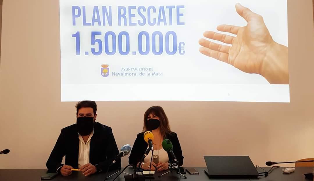 Gobierno de España y Junta de Extremadura dan el visto bueno a destinar 1.500.000€ del remanente a ayudar a pymes y autónomos.