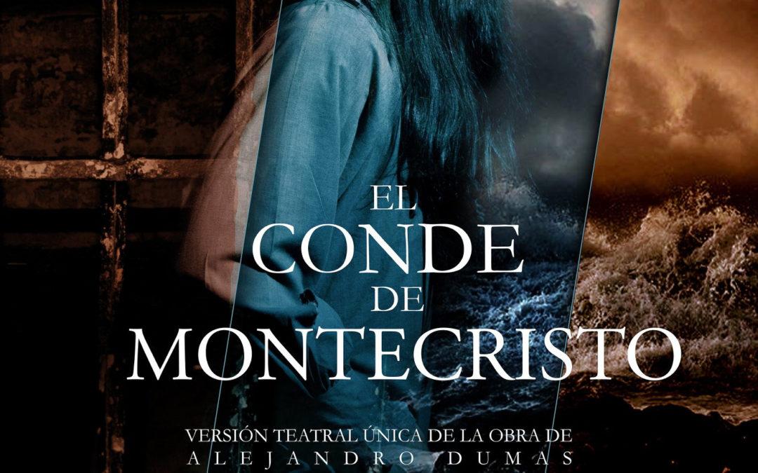 El Conde de Montecristo en el Teatro del Mercado el próximo 26 de marzo
