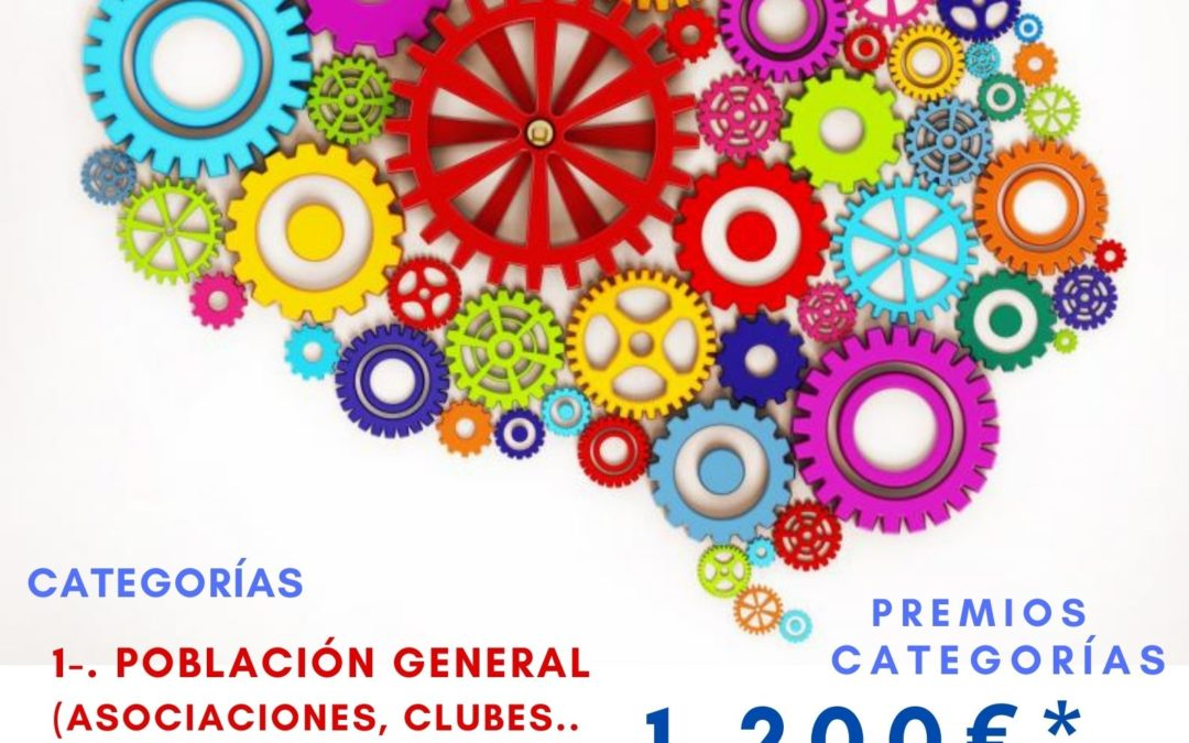 La Cocnejalía de Salud anuncia la XIII Convocatoria de Proyectos de Educación Para la Salud.