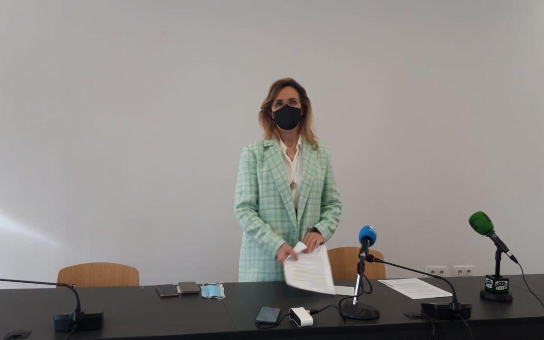 Patricia González anuncia unos premios a la Excelencia Académica orientados a conseguir la igualdad de oportunidades.