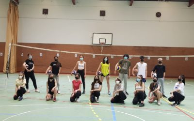 Abierto el plazo de preinscripción a las Escuelas Municipales de voleibol y baloncesto