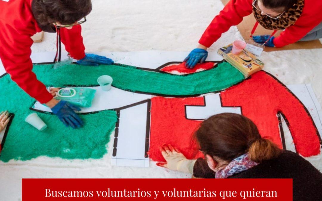 Cruz roja quiere ampliar su voluntariado para desarrollar el Programa Promoción del Éxito Escolar
