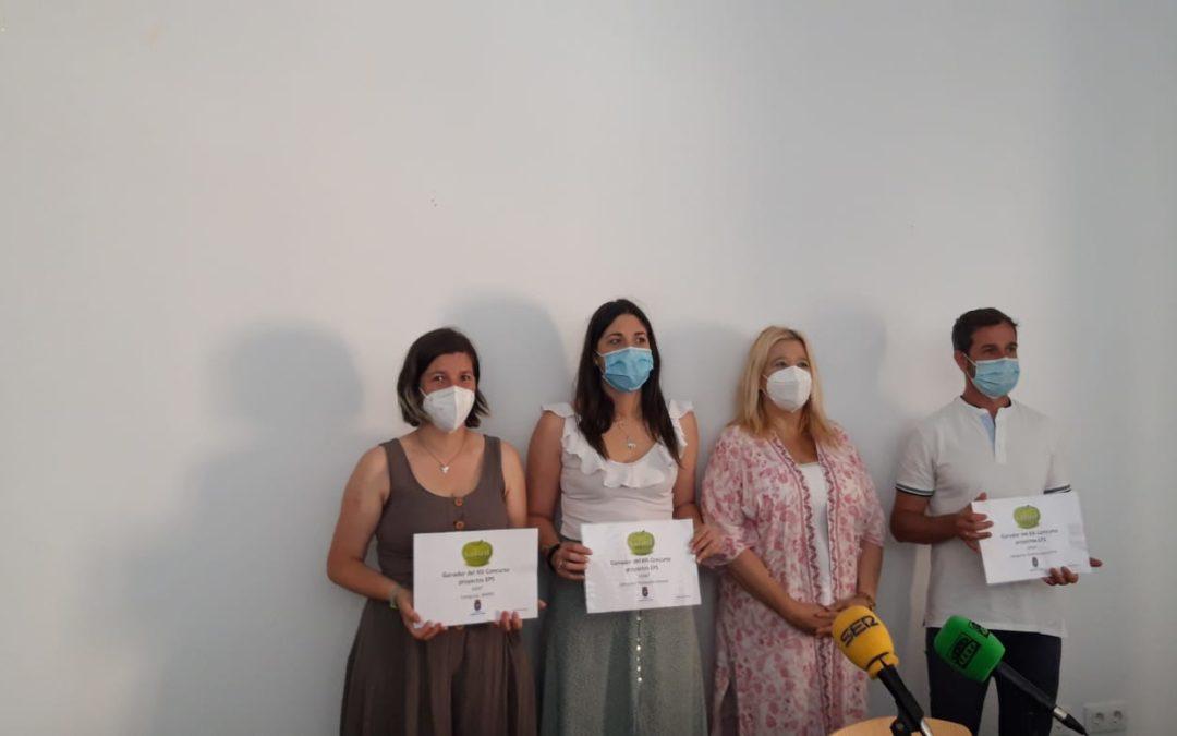 El XIII concurso de Proyectos para la Salud reparte 2600€ entre sus ganadores.