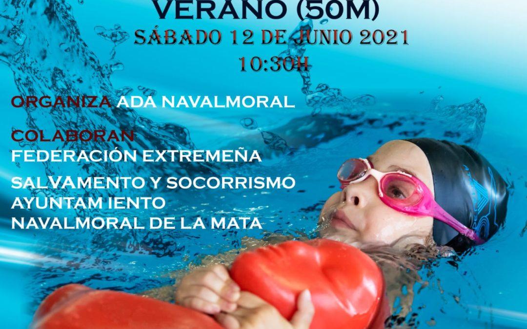 El próximo sábado 12 de junio la piscina municipal acogerá su primer trofeo de salvamento y socorrismo.