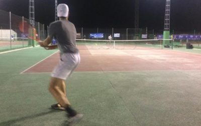 V Torneo Nacional de Tenis IBP Villa de Navalmoral 2021