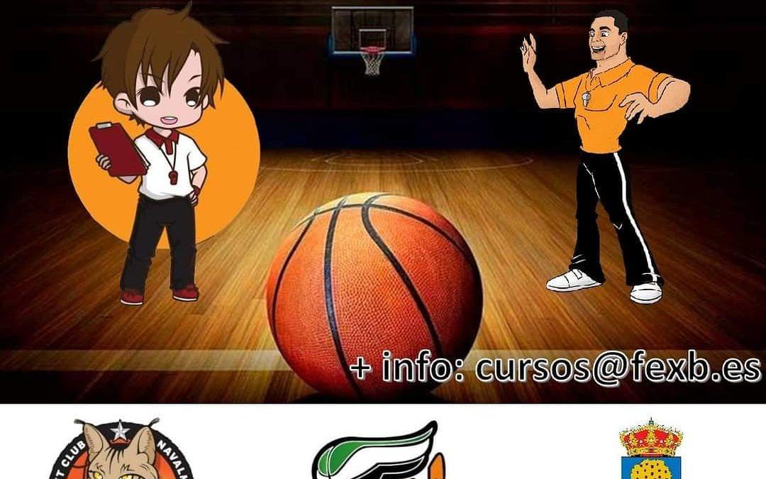 Abierto el plazo de preinscripción al curso de Entrenador/a de Baloncesto Nivel I